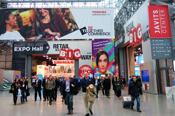 Lees meer over Toshiba op Retail's Big Show