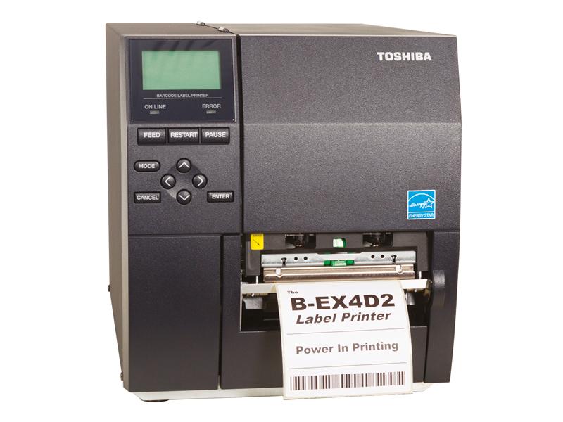 B-EX4D2 van Toshiba | Betaalbare en krachtige industriële barcode printer
