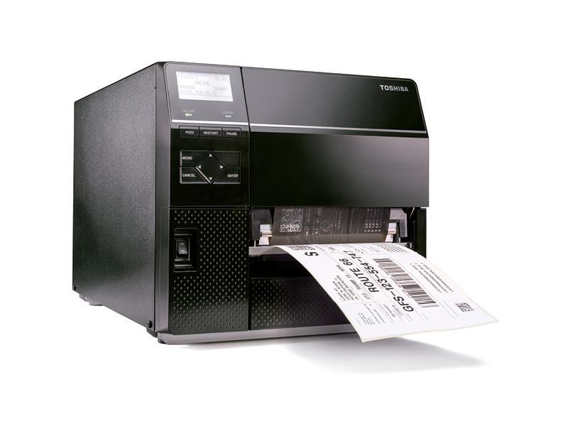 B-EX6T1/B-EX6T3   Super snelle barcode printers geschikt voor veeleisende industriële toepassingen