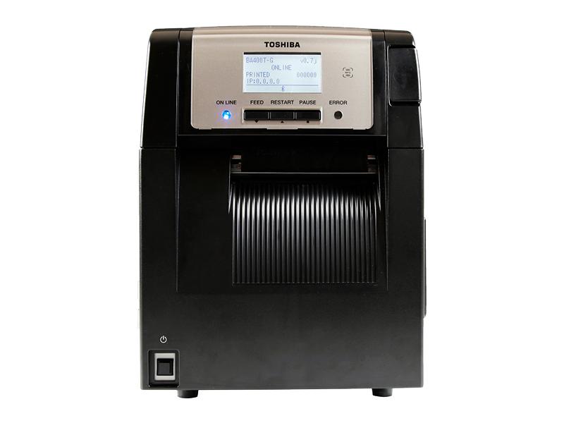BA420T   Mid-range barcode printer met plastic behuizing en RFID toepassingen