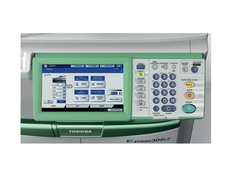 e-STUDIO306LP (Eco-MFP) -1