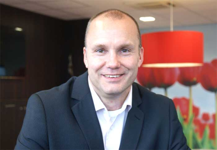 Rudy Beset, Business Development Manager Software & Solutions