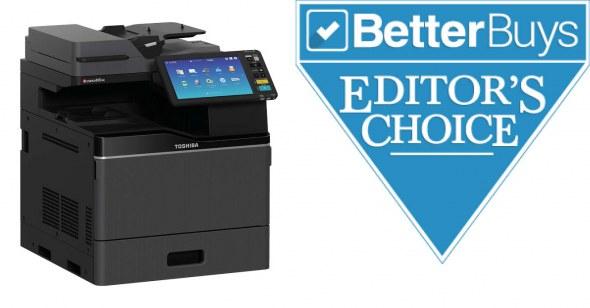 Nieuwe A4-serie wint Editor's Choice Award