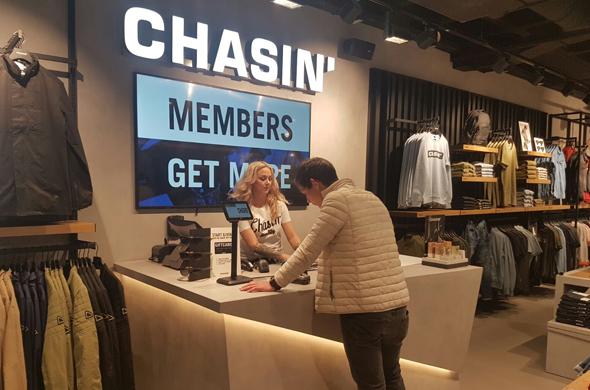 Lees meer over Toshiba verzorgt scherm en tablet bij flagship store Chasin