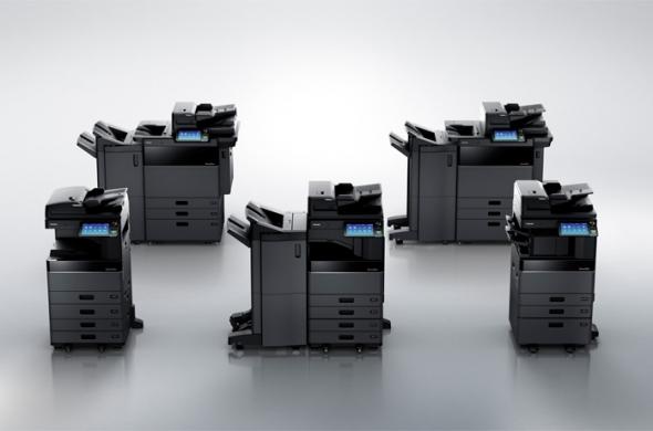 Introductie Toshiba service cloud en A3-multifunctionals printers
