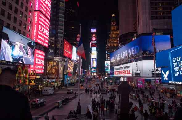 De NRF in New York was een groot succes!