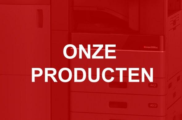Ontdek ons complete aanbod van hardware, zoals kantoor printers, multifunctionals, barcode printers, kopieermachines, faxapparaten, scanners en veel meer van Toshiba.