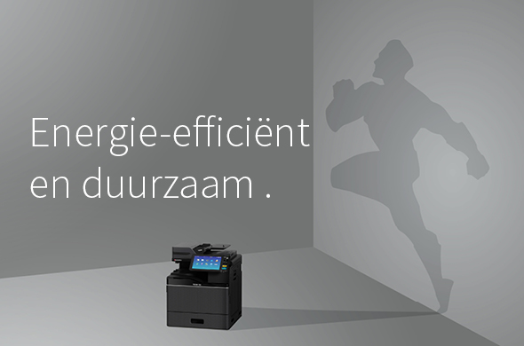 Toshiba A4 multifunctionele printer - energiezuinig en duurzaam